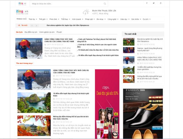 Source Code Website Tin Tức Mới Sử Dụng Laravel 5.4 Tối Ưu Hóa Seo Và Mobile Responsive Mình Mua Trên Sharecode.Vn